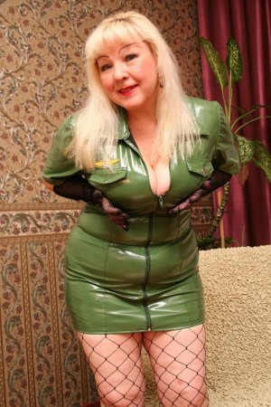 Chaymae leather girls Carlisle